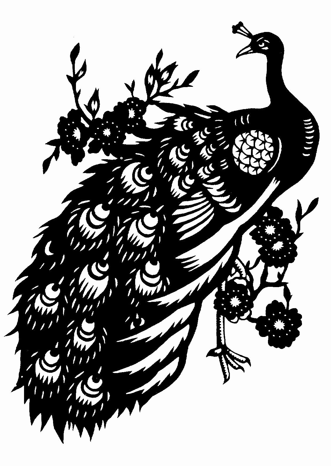 Chinese Paper Cutting Templates Awesome Paper Cutting Designs