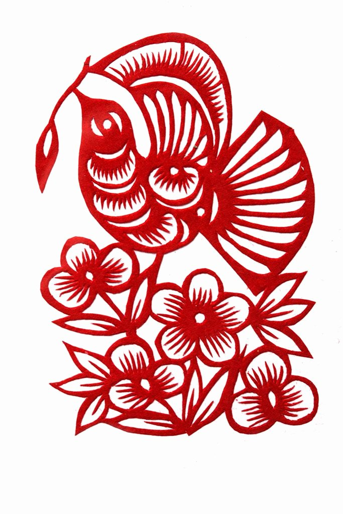Chinese Paper Cutting Templates Inspirational Chinese Paper Cutting Art or Jianzhi