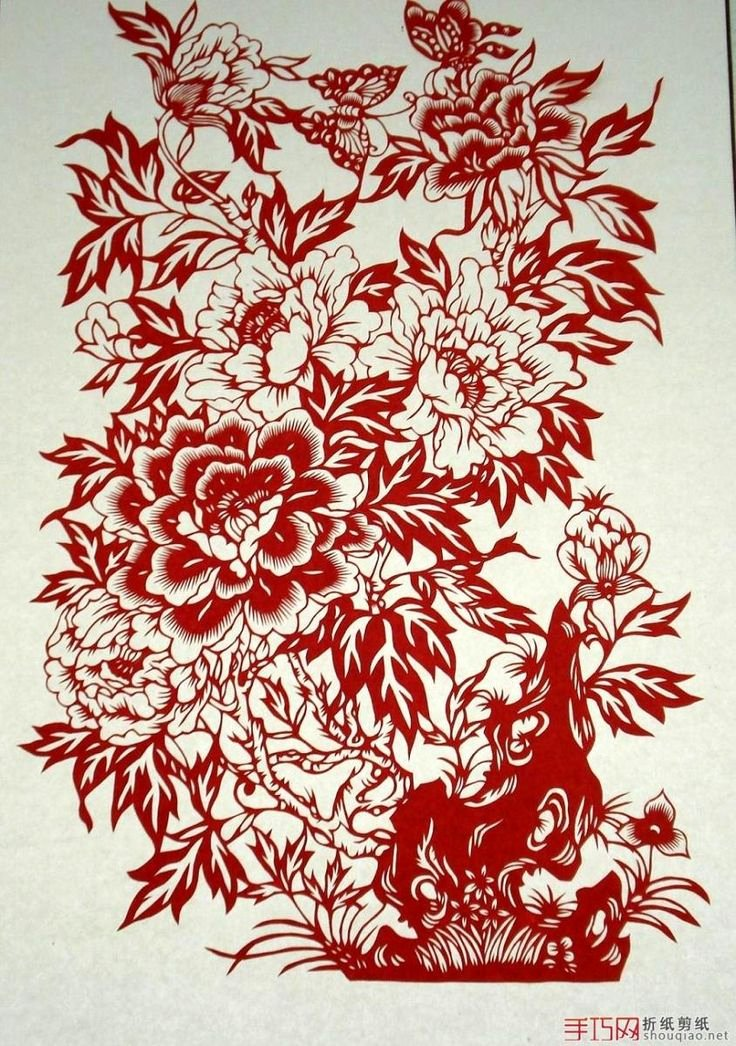 Chinese Paper Cutting Templates Lovely 17 Best Ideas About Chinese Paper Cutting On Pinterest