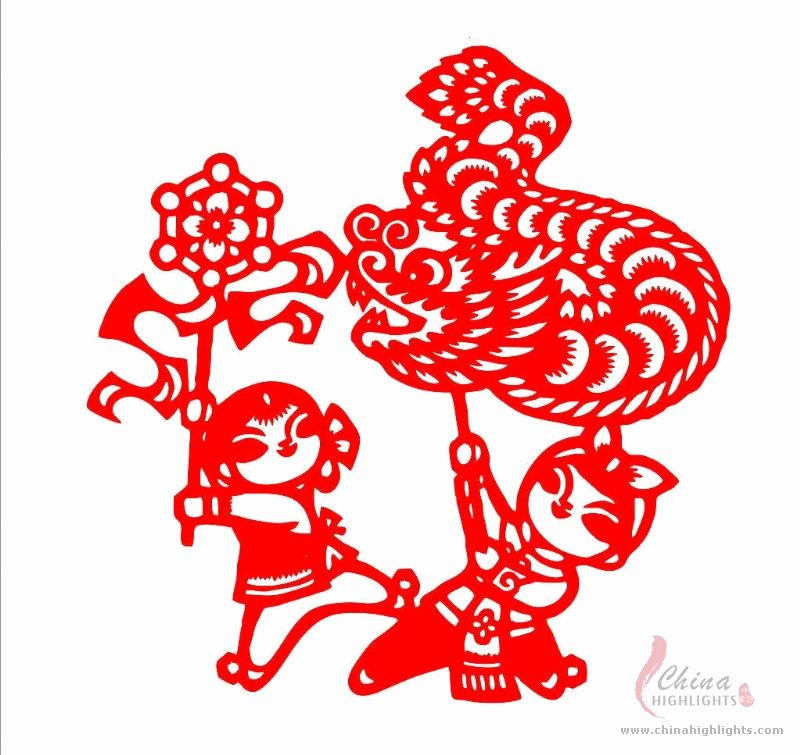 Chinese Paper Cutting Templates Lovely Projects