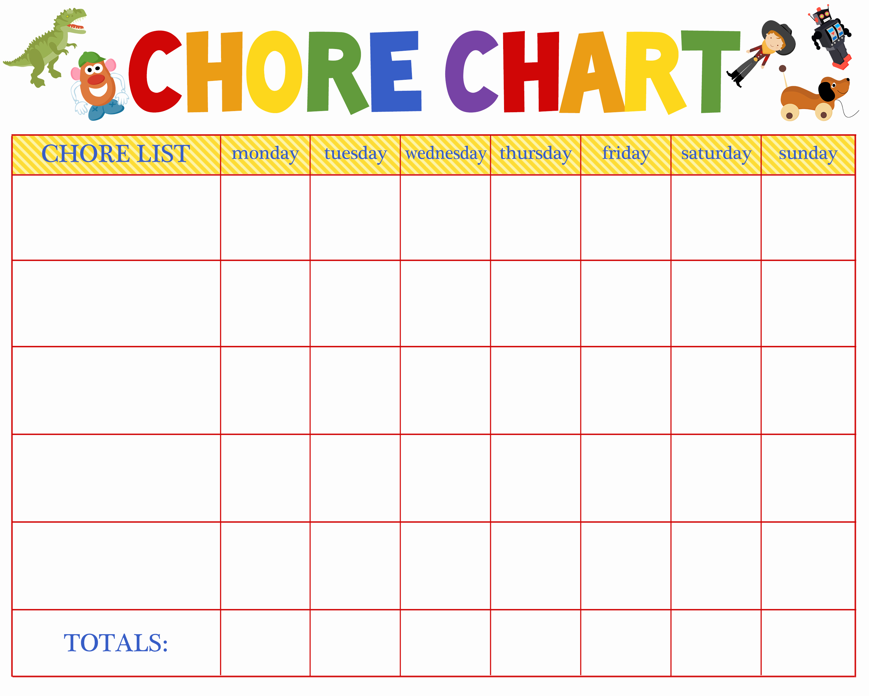 Chore Charts for Multiple Children Unique Free Behavioral Aid Printables Jumping Jax Designs