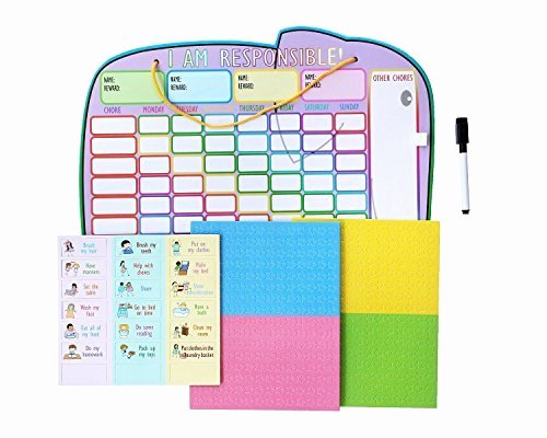 Chore Charts for Multiple Kids Best Of Chore Charts for Multiple Kids Amazon