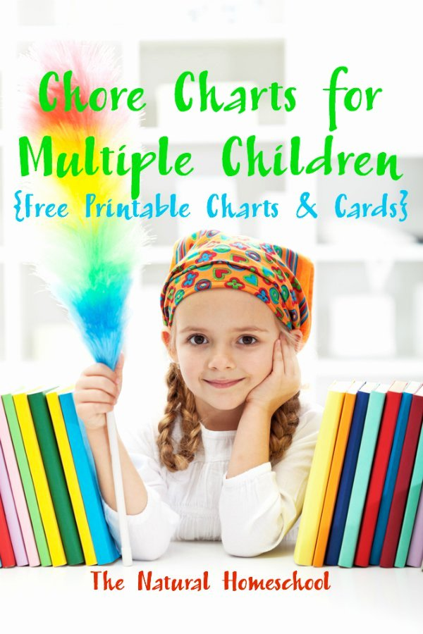 Chore Charts for Multiple Kids Fresh Free Printable Chore Charts for Multiple Children Money