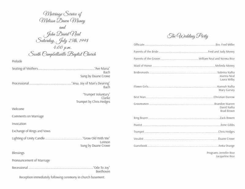 Christian Wedding Programs Templates Best Of Wedding Program Templates Wedding Programs Fast