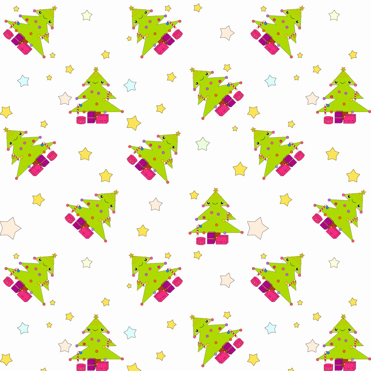 Christmas Paper to Print Best Of Free Digital Christmas Scrapbooking Paper Kawaii