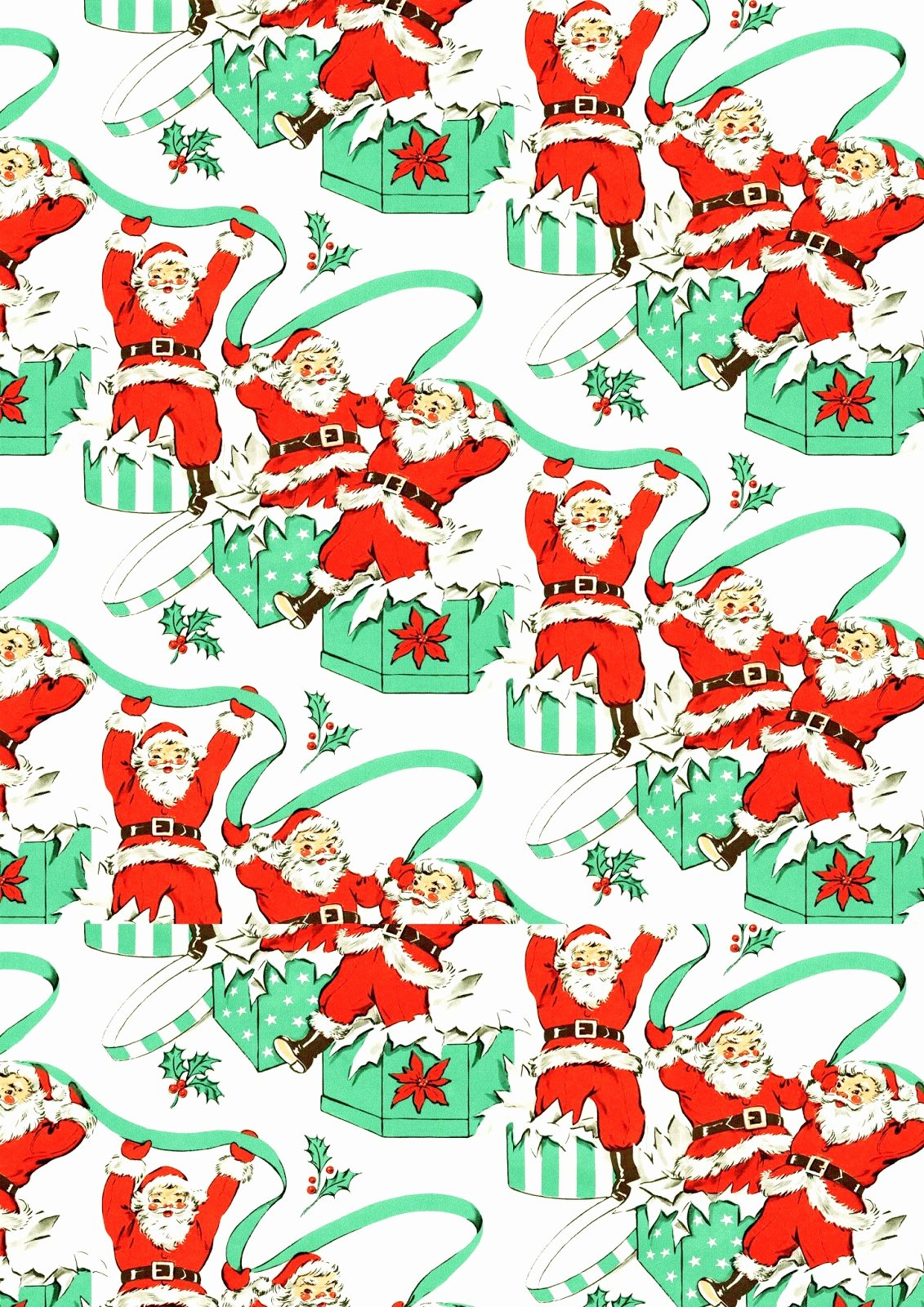 Christmas Paper to Print Inspirational 1000 Images About Christmas Scrapbook Paper On Pinterest