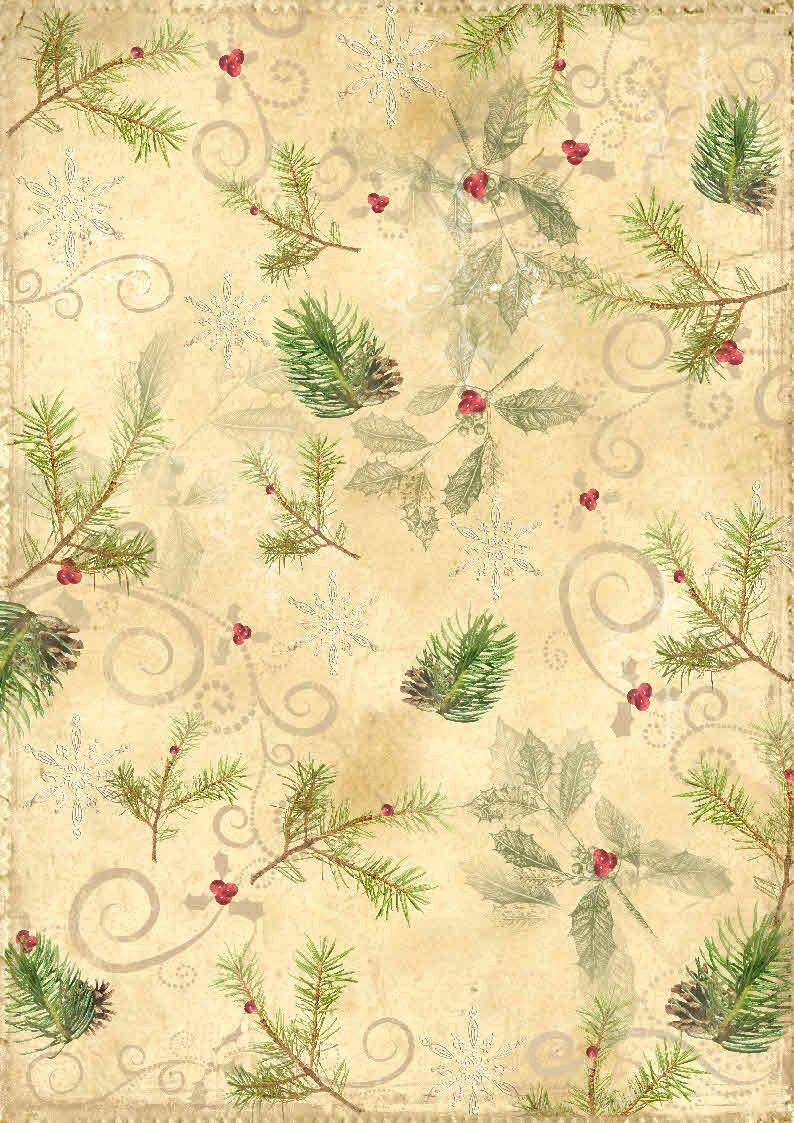 Christmas Paper to Print Unique Best Card Making Downloads Christmas Backing Paper