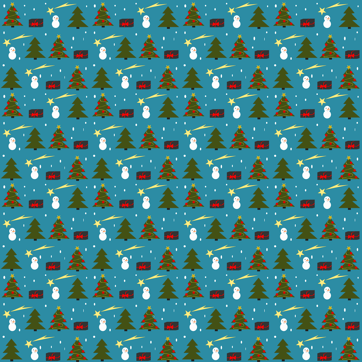 Christmas Paper to Print Unique Free Printable Christmas Joy Wrapping Paper