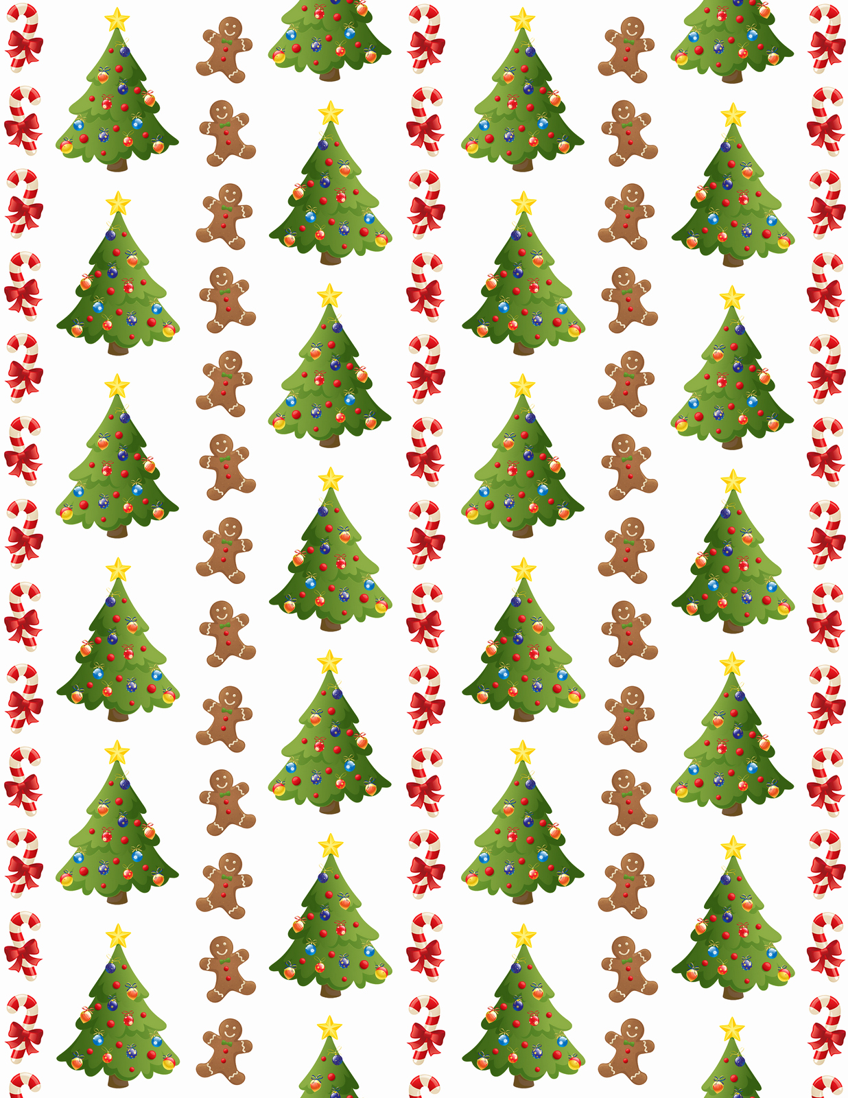 Christmas Paper to Print Unique Free Scrapbook Printables