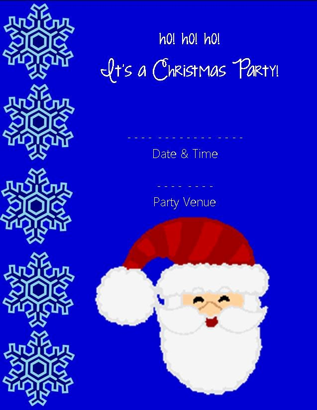 Christmas Party Invitation Template Free Best Of Choose From these Free Christmas Party Invitation Templates