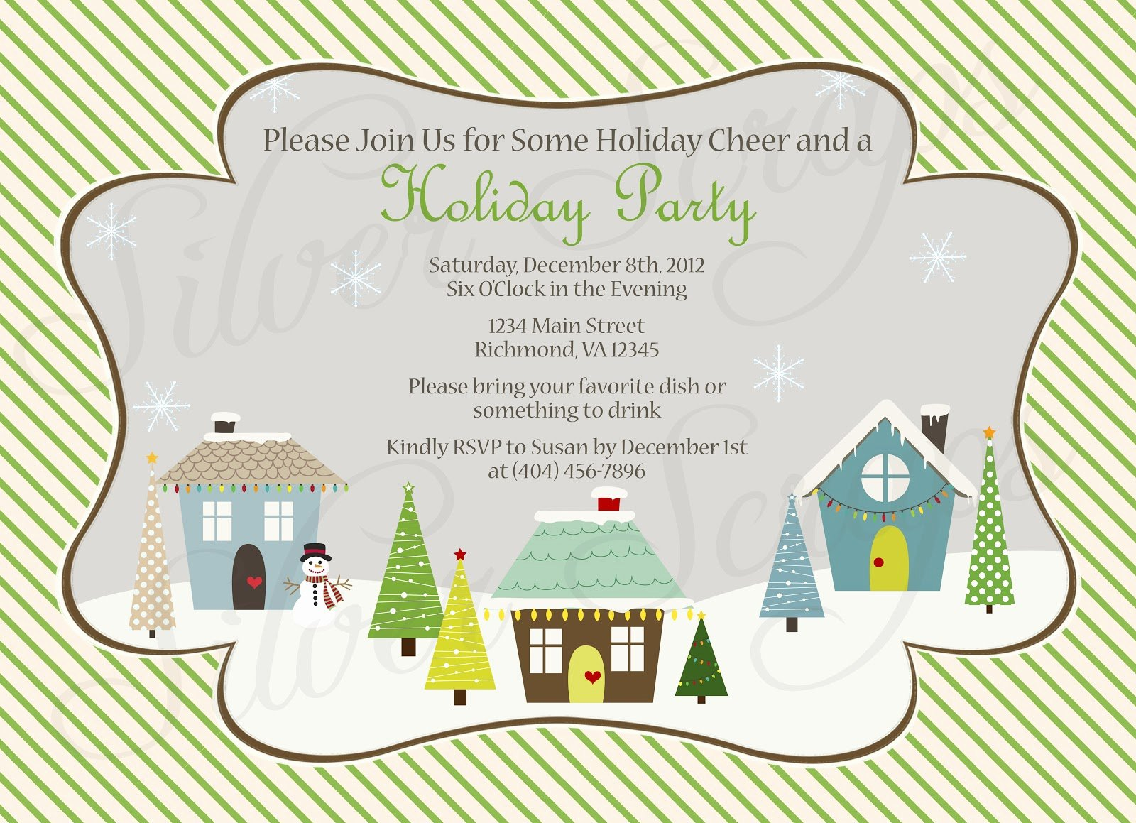 Christmas Potluck Invitation Wording Beautiful Finding Beauty In Life New Invitation Designs