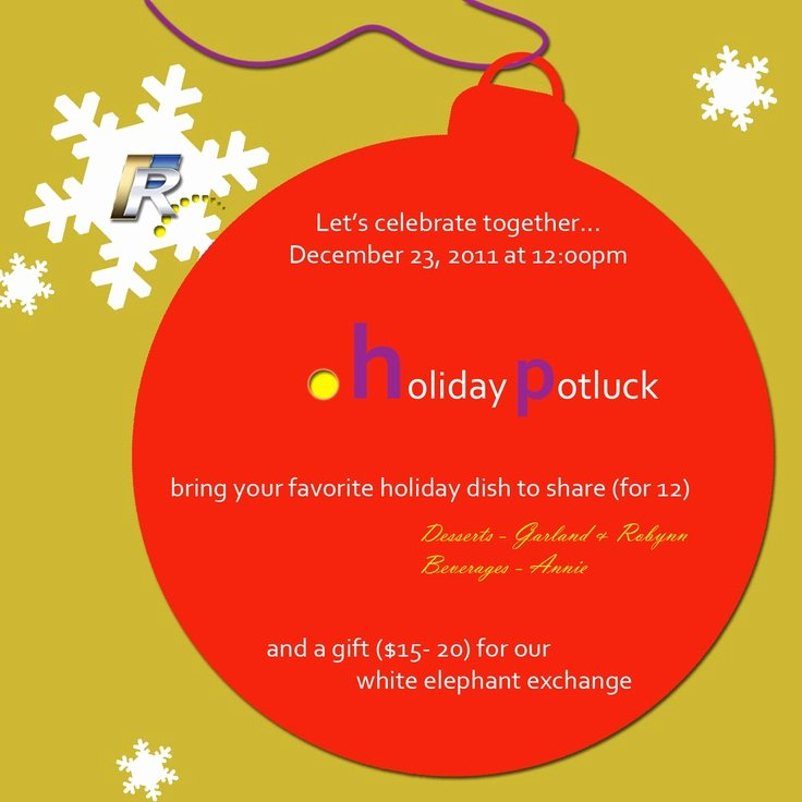 Christmas Potluck Invitation Wording Lovely Best 25 Potluck Invitation Ideas On Pinterest