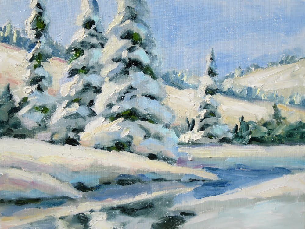 Christmas Scenes to Paint Best Of tom Brown Fine Art Holiday Pricing tom Brown Large