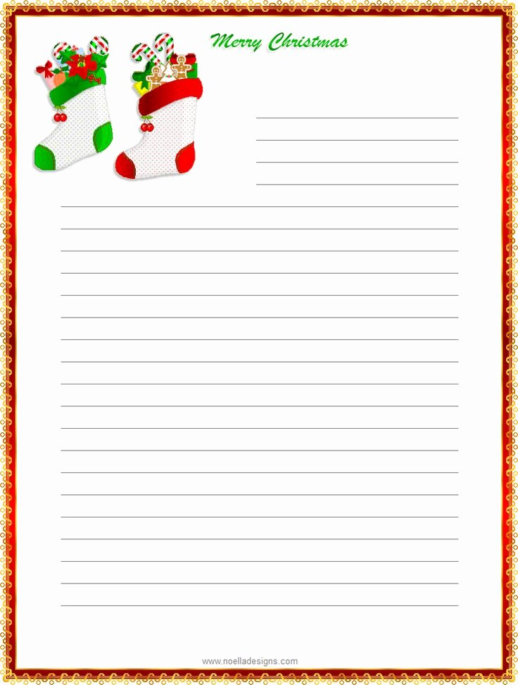 Christmas Stationery for Word Awesome 111 Best Images About Christmas Stationery On Pinterest