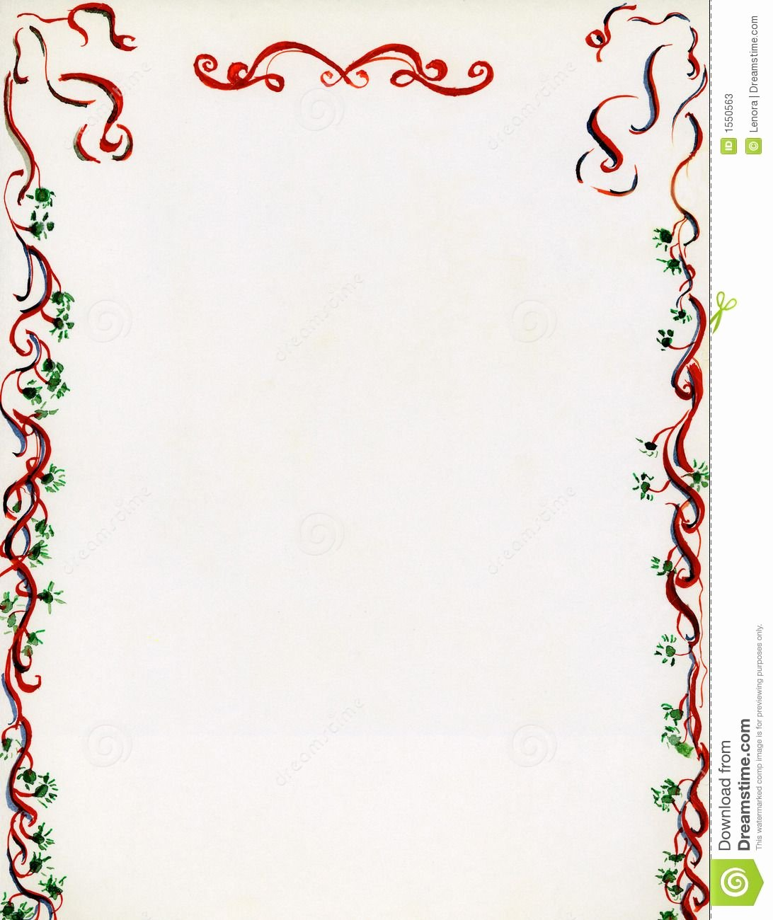 Christmas Stationery for Word Elegant Christmas Letterhead Templates for Word