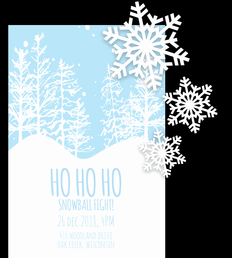 Christmas Templates to Print Elegant Free Printable Christmas Invitation Templates In Word