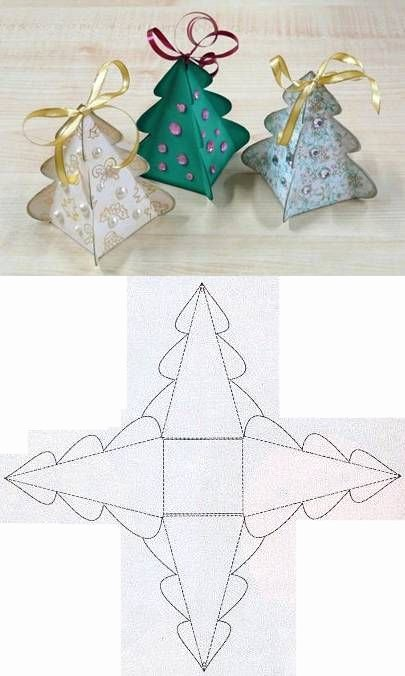 Christmas Tree Box Template Awesome Diy Christmas Tree Box Template Diy Projects