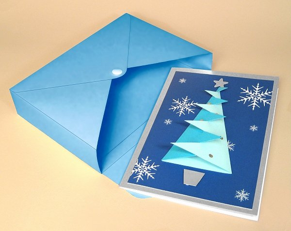 Christmas Tree Box Template New A4 Card Making Templates for 3d Christmas Tree