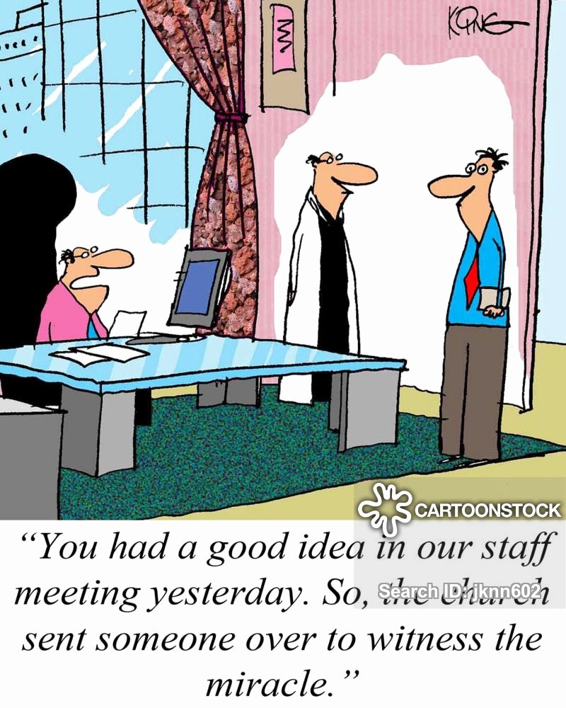 Church Staff Meeting Agenda Awesome Miraculous Cartoons and Ics Funny Pictures From