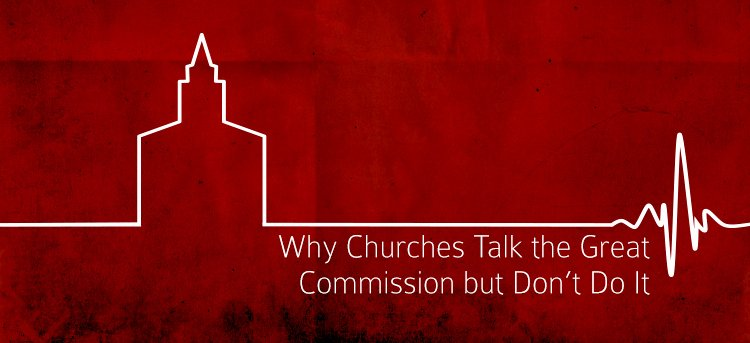 Church Staff Meeting Agenda Fresh why Churches Talk the Great Mission but Don't Do It