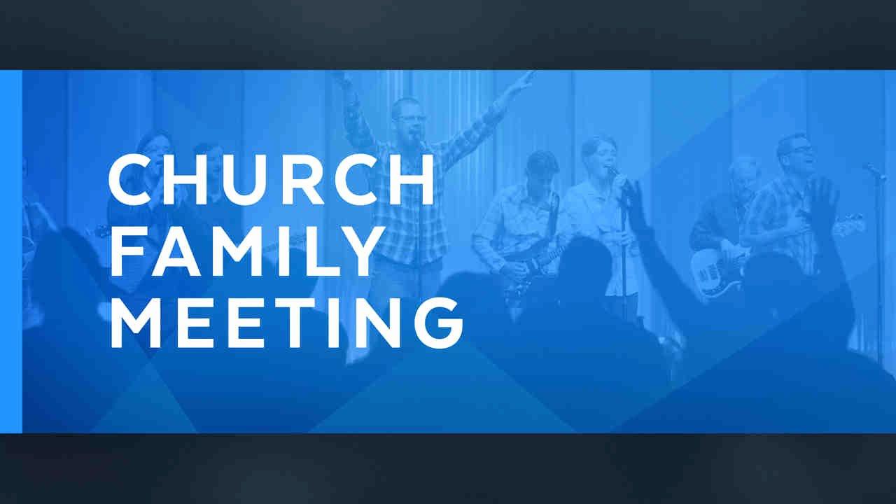 Church Staff Meeting Agenda Inspirational Church Family Meeting