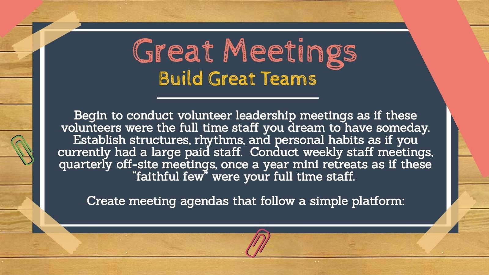 Church Staff Meeting Agenda Luxury How to Create A Meeting Agenda Kidminscience