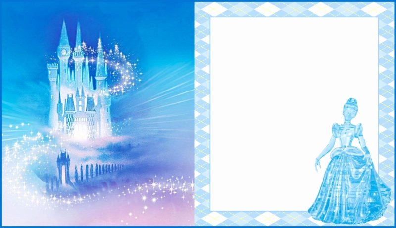 Cinderella Invitation Template Free Lovely How to Create Excellent Cinderella Invitations for A Party