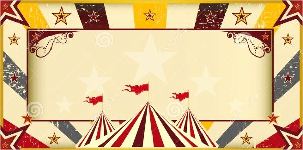 Circus Ticket Invitation Template Free Awesome 9 Circus Invitation Templates – Starklx