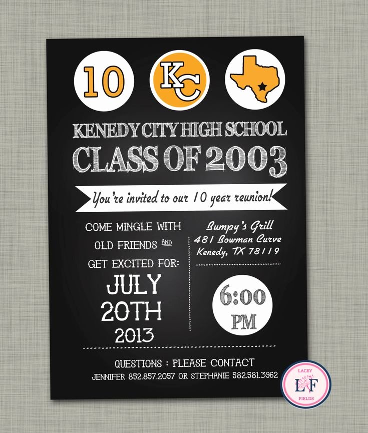 Class Reunion Invitation Template Free Inspirational Best 25 Class Reunion Invitations Ideas On Pinterest