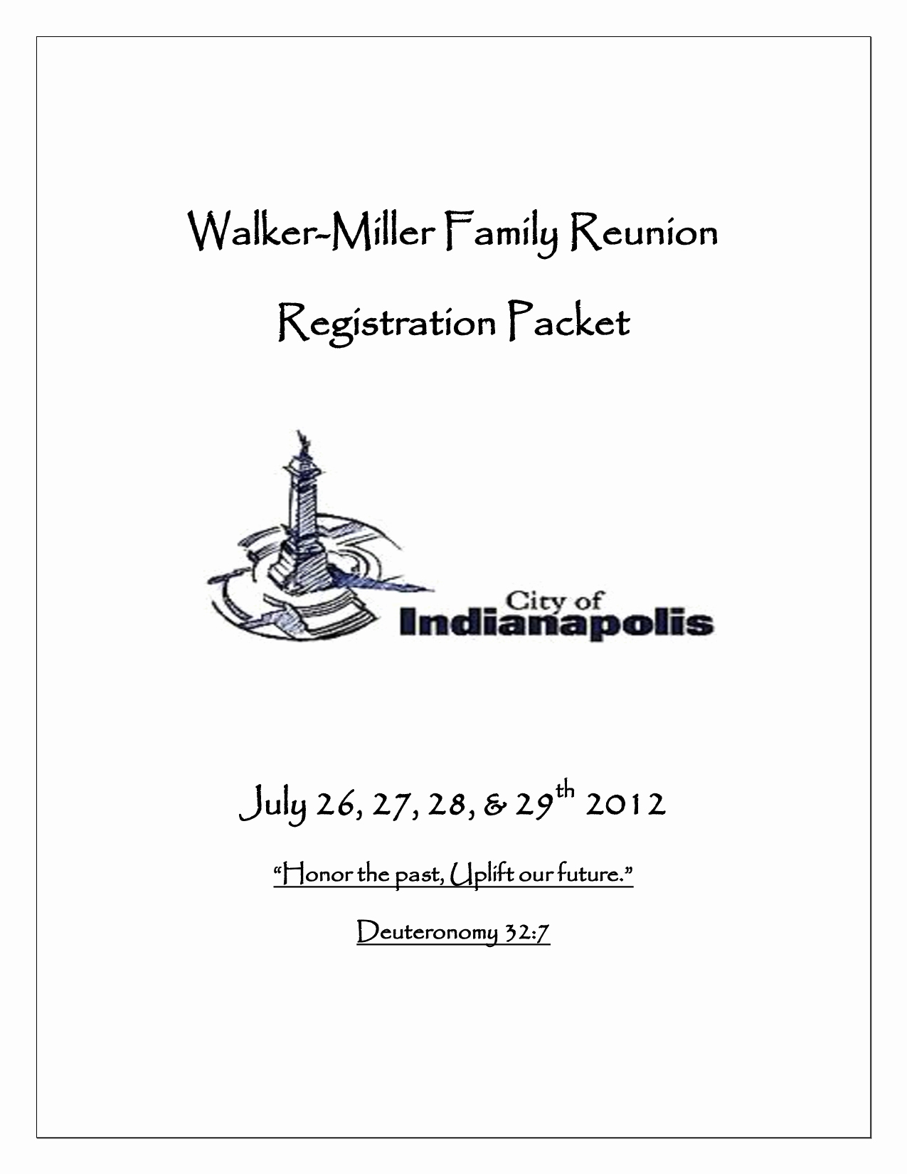 Class Reunion Registration form Template Beautiful Family Reunion Planners