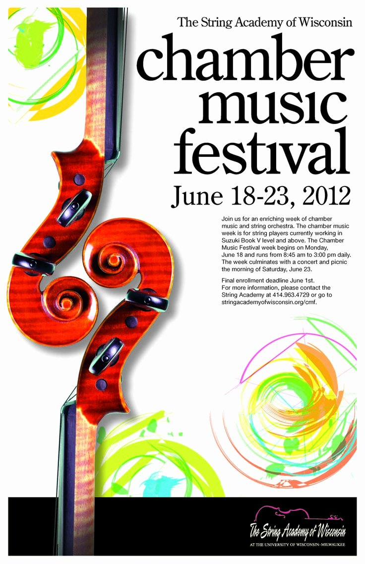 Classical Music Concert Posters Awesome 67 Best Concert Posters Images On Pinterest