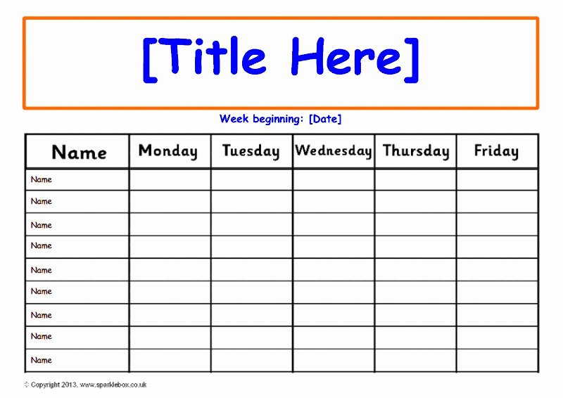 Classroom Behavior Chart Template Luxury Editable Daily Behavior Chart Calendar June