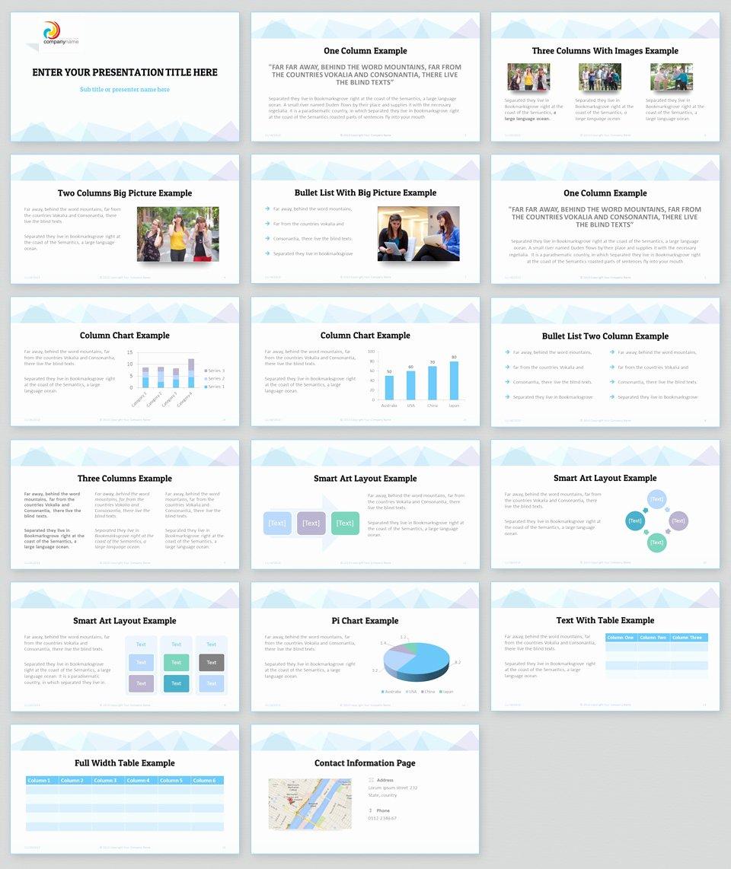 siyera professional powerpoint template