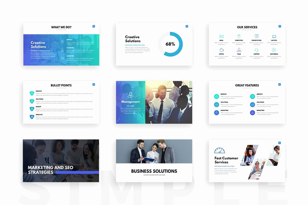 Clean Powerpoint Templates Free Inspirational Clean Powerpoint Template Presentation Templates On