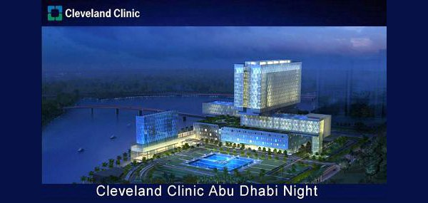 Cleveland Clinic Doctors Note Luxury Cleveland Clinic Abu Dhabi Night