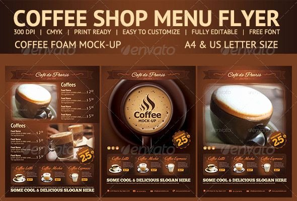 Coffee Shop Menu Template Lovely 109 Best Images About Pub Menu On Pinterest