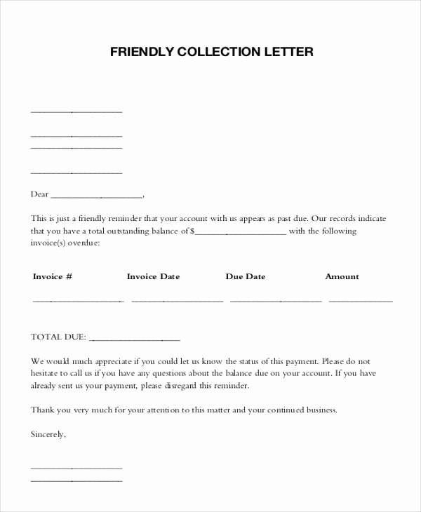 Collection Letter to Customer Awesome 43 Collection Letter Examples Google Docs Ms Word