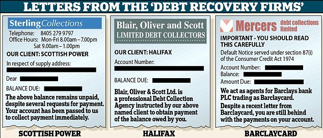 Collection Letters to Clients New Banks Send Wonga Style Legal Threats to Customers