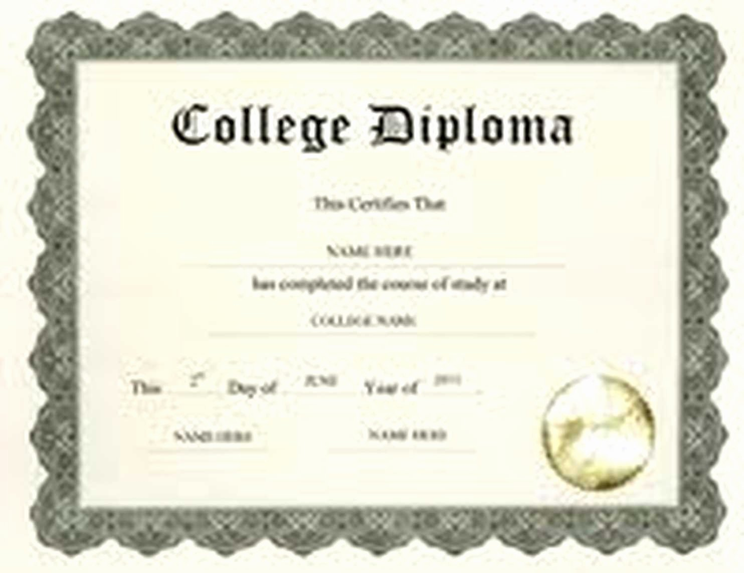 College Degree Certificate Templates Best Of the Value Of A College Degree Vs the Debt It Takes to