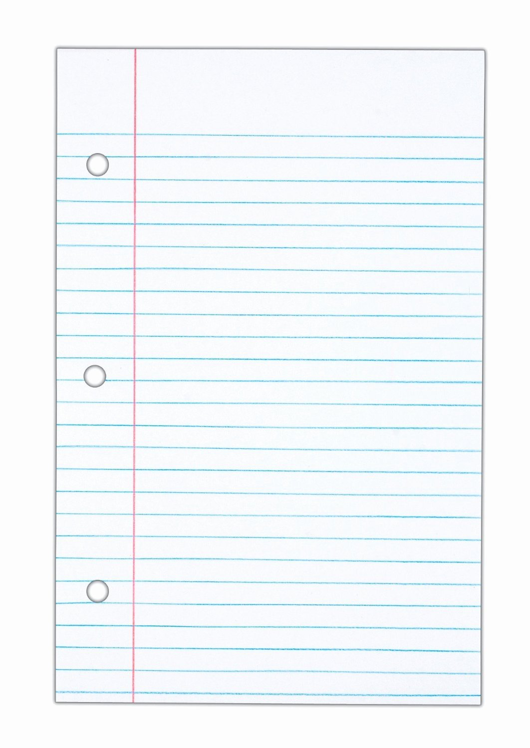 College Ruled Line Paper Awesome tops Notebook Filler Paper College Ruled 8 5 X 5 5 Inches