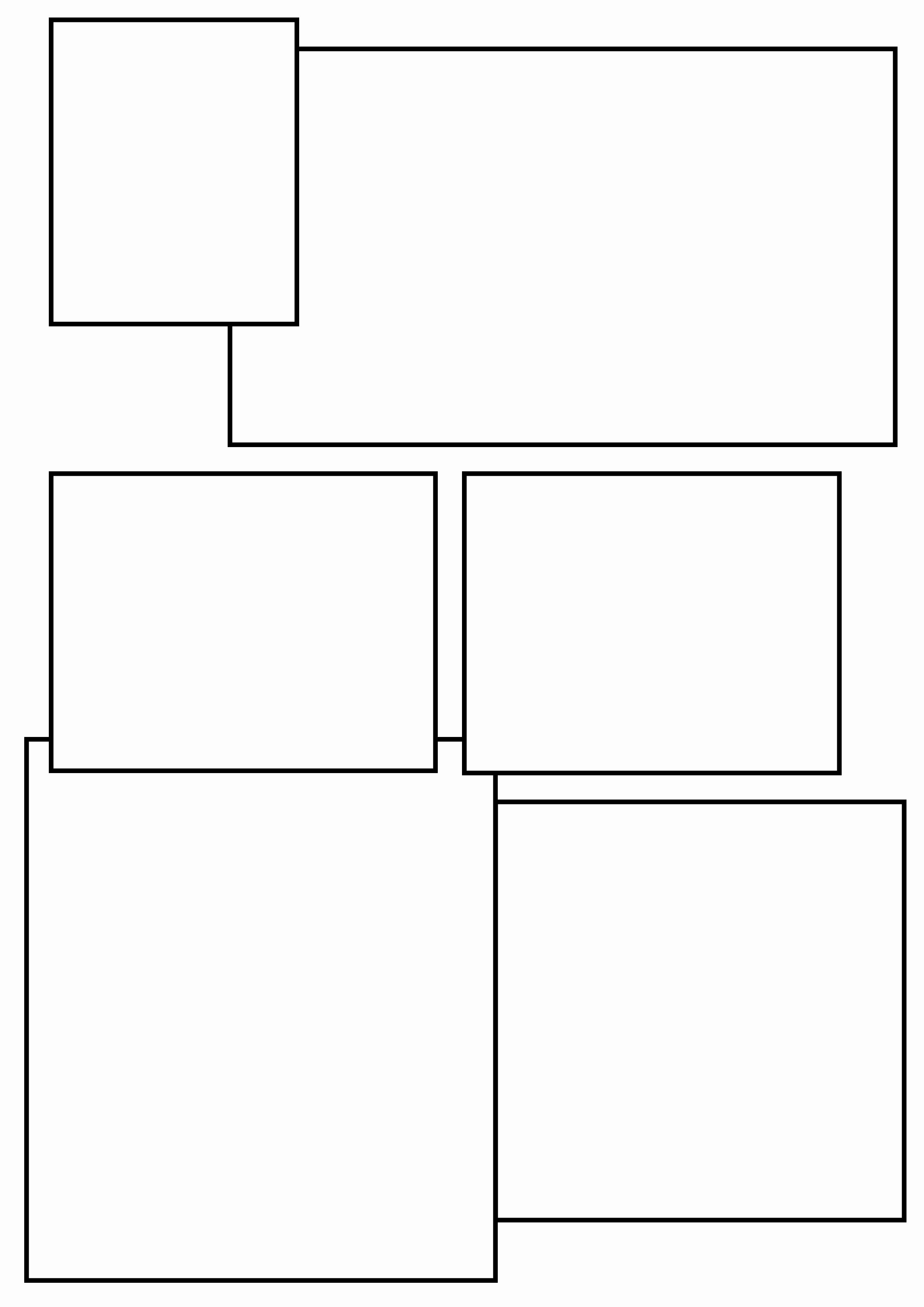 Comic Strip Template Inspirational Setting Out Layouts for the Ic Strip