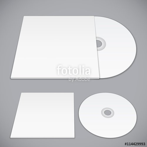 "Compact Disc Template Awesome "" Pact Disk Template"" Stock Image and Royalty Free"