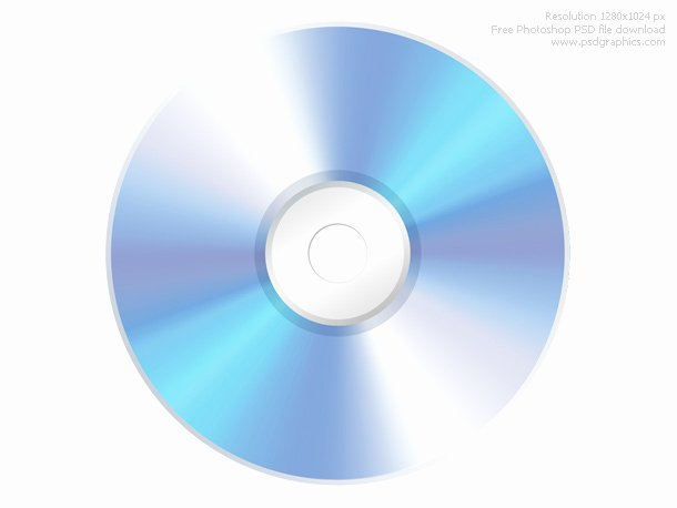 Compact Disc Template Beautiful Psd Pact Disc Cd Icon