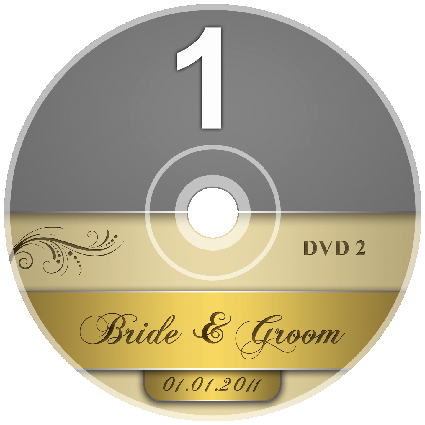 Compact Disc Template Luxury Dvd Label Template Psd