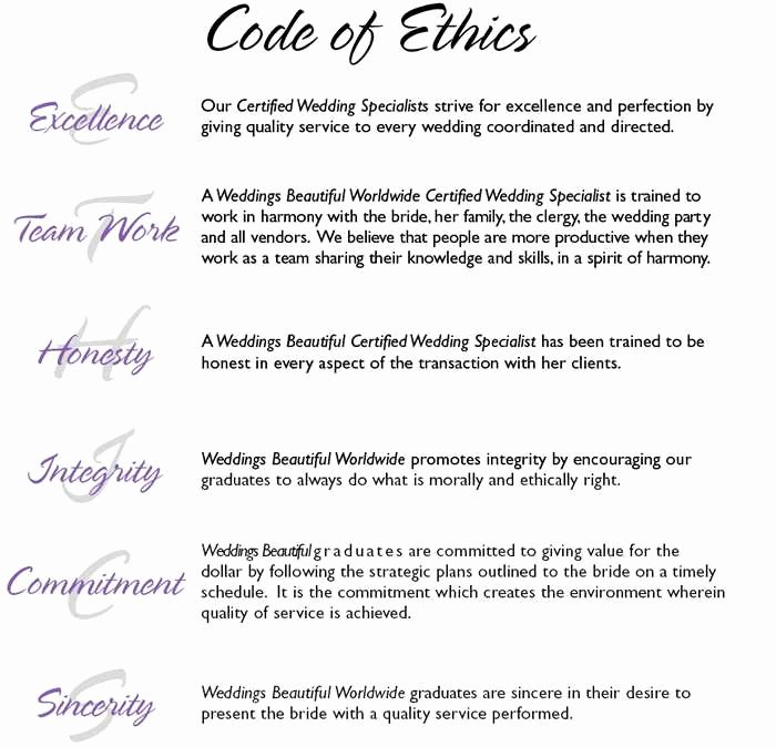 Company Code Of Ethics Example Awesome What is the Code Of Conduct Driverlayer Search Engine