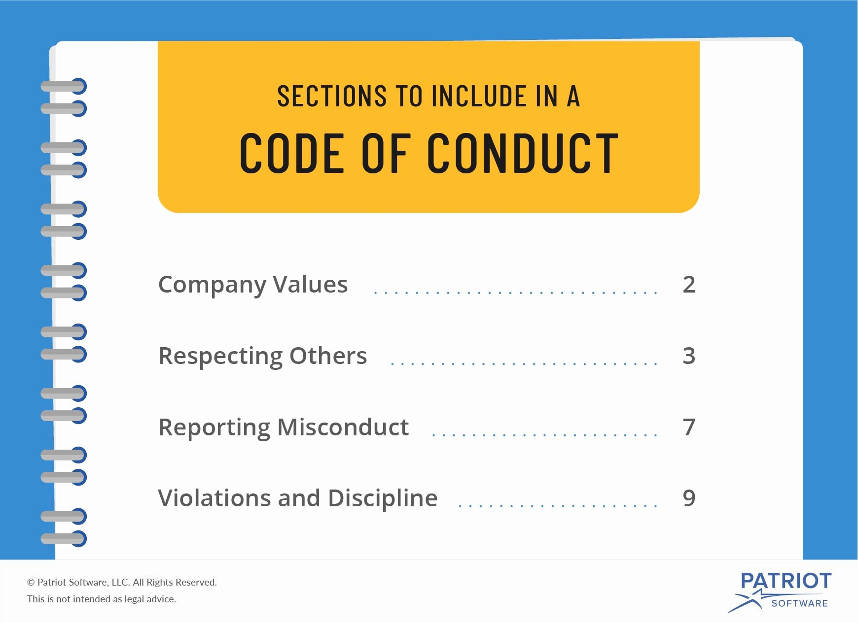 Company Code Of Ethics Example Beautiful Creating A Code Of Conduct for Your Small Business
