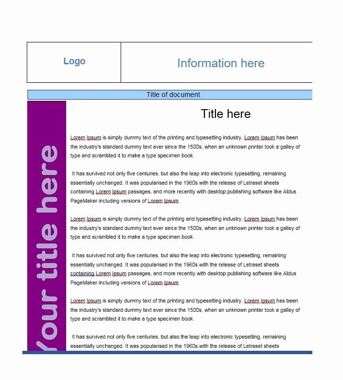 Company Fact Sheet Template Awesome Fact Sheets Template