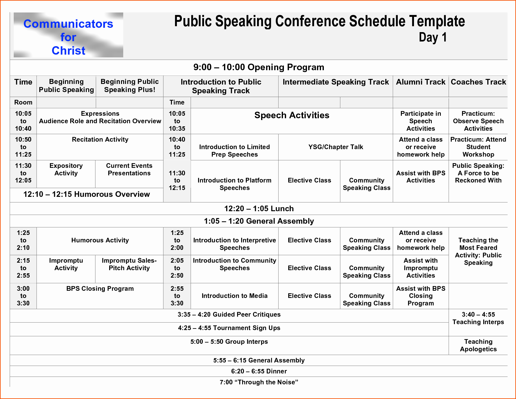 Conference Program Book Template Fresh 7 Conference Program Template Bookletemplate