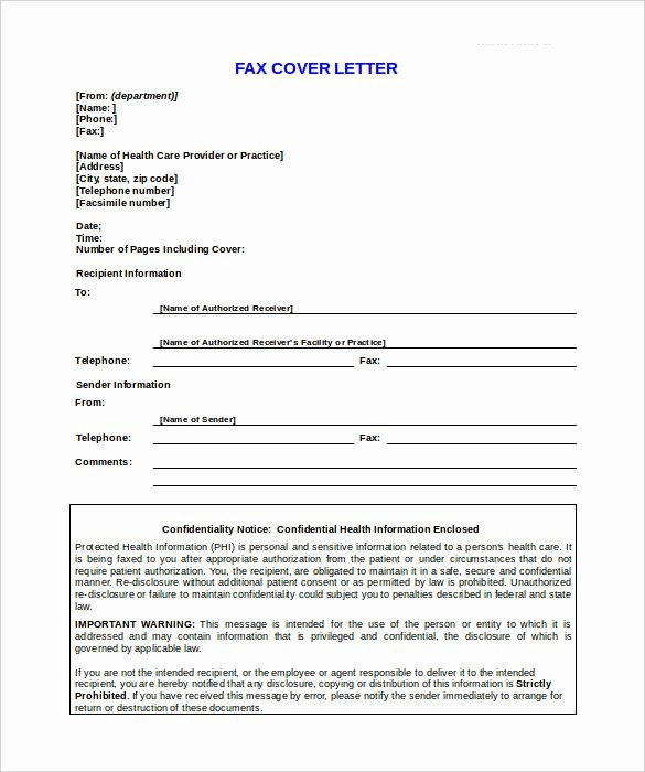 Confidential Notice for Documents Best Of 9 Confidential Fax Cover Sheet Templates Doc Pdf