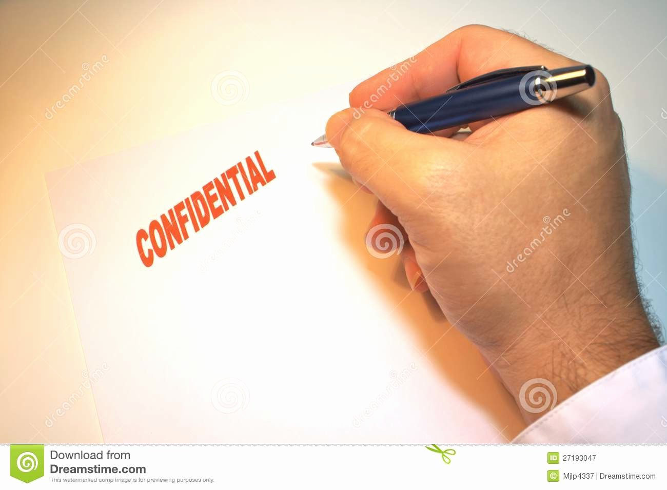 Confidential Notice for Documents Best Of Confidential Notice Stock Image Image Of Paper isolated
